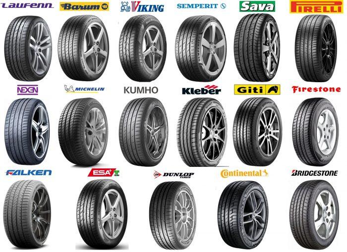 225 50 R17 Summer Tires