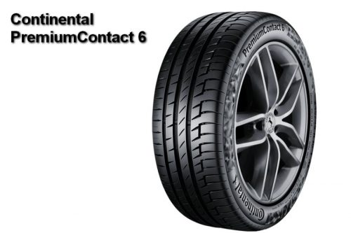 ADAC 2021 Test of 225 50 R17 Continental PremiumContact 6