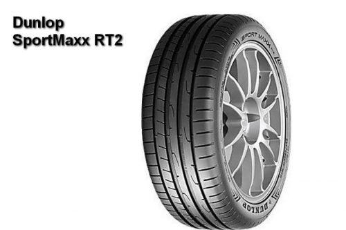 ADAC 2021 Test of 225 50 R17 Dunlop SportMaxx RT2