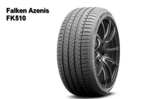 ADAC 2021 Test of 225 50 R17 Falken Azenis FK510