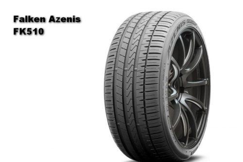 Auto Zeitung 2021 Test of 22 540 R18 UHP Summer Tires Falken Azenis FK510