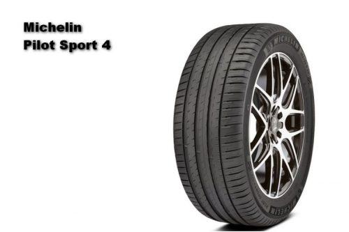 Auto Zeitung 2021 Test of 22 540 R18 UHP Summer Tires Michelin Pilot Sport 4
