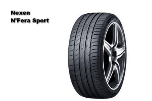Auto Zeitung 2021 Test of 22 540 R18 UHP Summer Tires Nexen N'Fera Sport