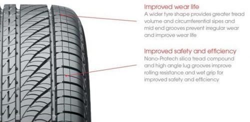 Bridgestone Turanza Serenity Plus 6