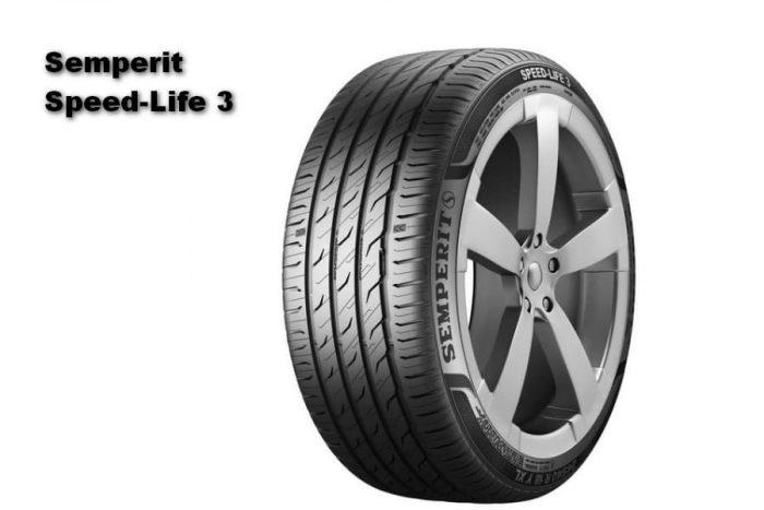 Semperit Speed-Life 3