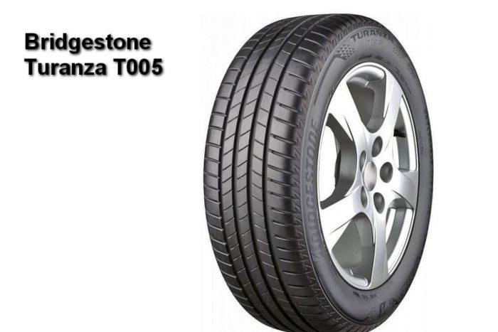 Test of 205 55 R16 Bridgestone Turanza T005