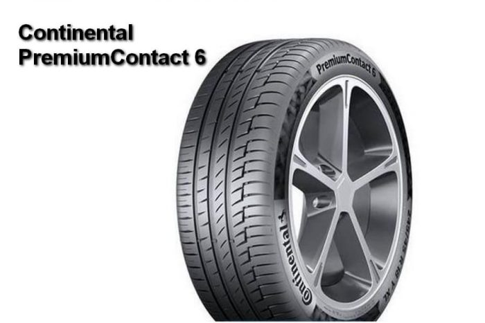 Test of 205 55 R16 Continental PremiumContact 6