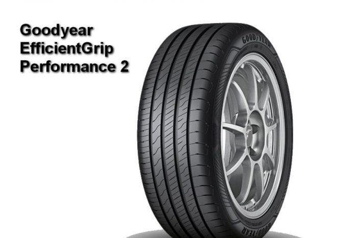 Test of 205 55 R16 Goodyear EfficientGrip Performance 2