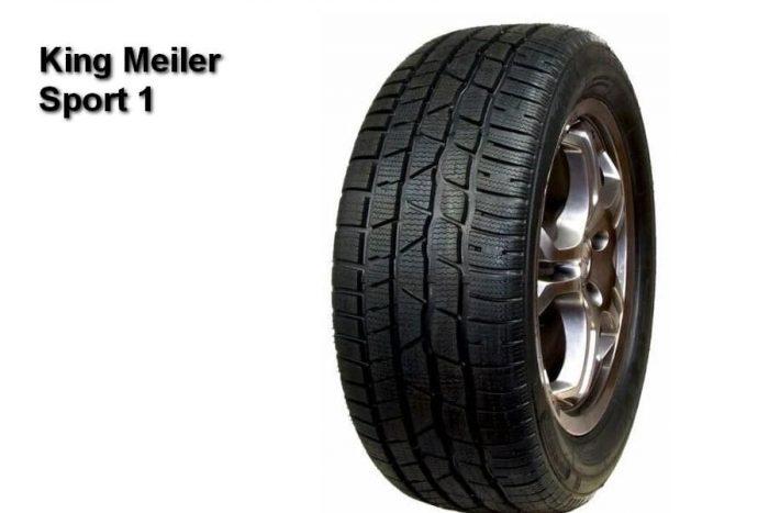 Test of 205 55 R16 King Meiler Sport 1