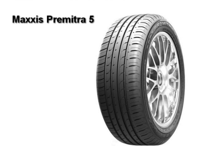 Test of 205 55 R16 Maxxis Premitra 5