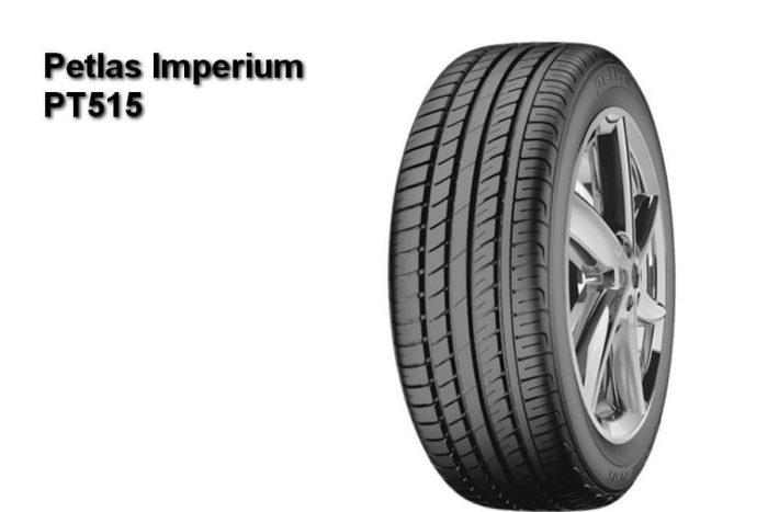 Test of 205 55 R16 Petlas Imperium PT515