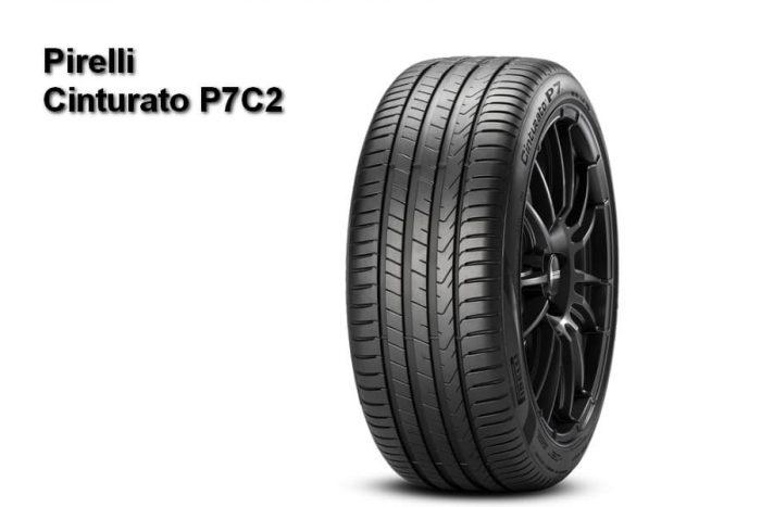 Test of 205 55 R16 Pirelli Cinturato P7C2