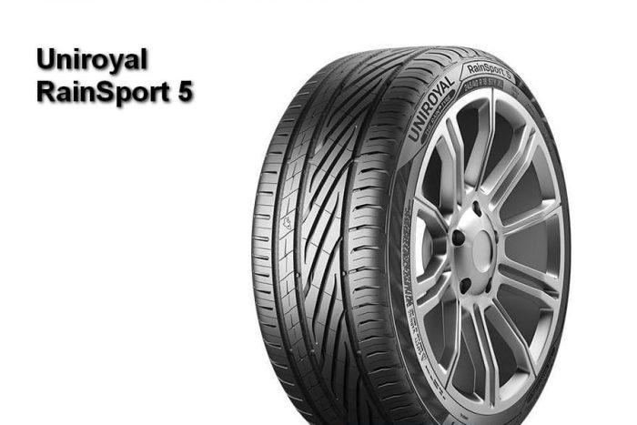 Test of 205 55 R16 Uniroyal RainSport 5