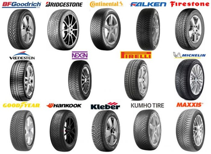 205 55 R16 All-season Tires
