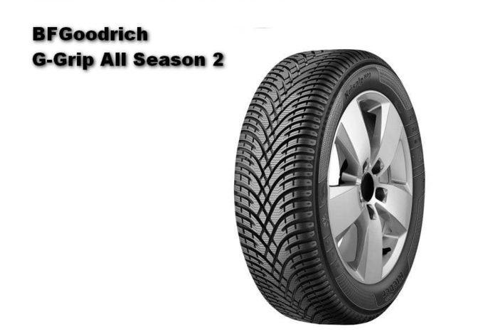BFGoodrich G-Grip All Season 2