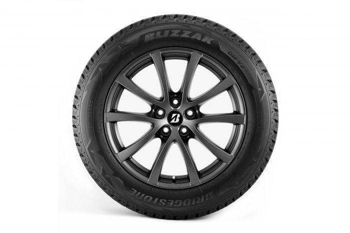 Bridgestone Blizzak DM-V2 3