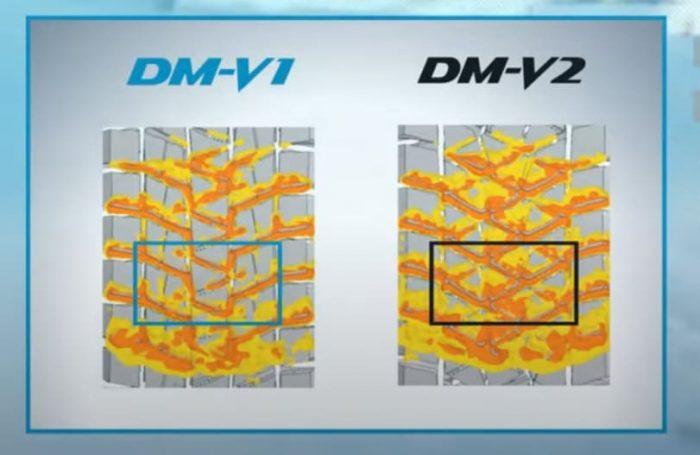 Bridgestone Blizzak DM-V2 5