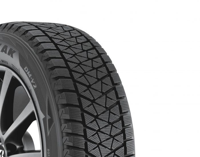 Bridgestone Blizzak DM-V2 Rebate
