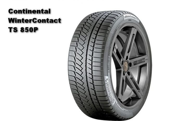 Continental WinterContact TS 850P
