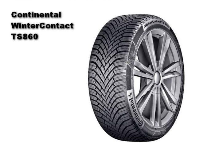 Continental WinterContact TS860