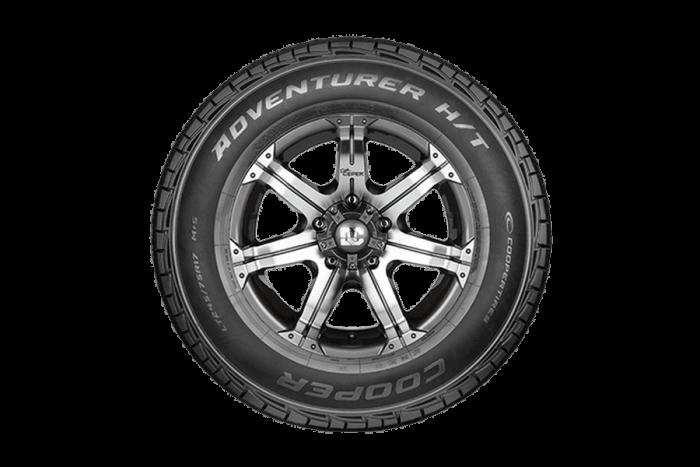 Cooper Adventurer HT Tire 5