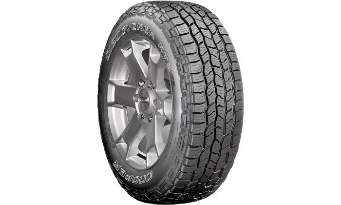 Cooper Discoverer AT3 4S Tire 2