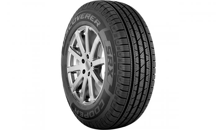 Cooper Discoverer SRX Tire 1