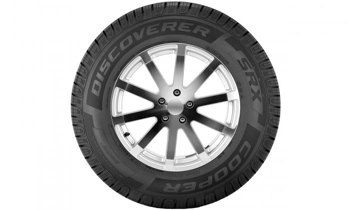Cooper Discoverer SRX Tire 3