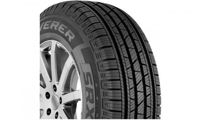 Cooper Discoverer SRX Tire 4