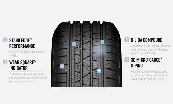 Cooper Discoverer SRX Tire 5