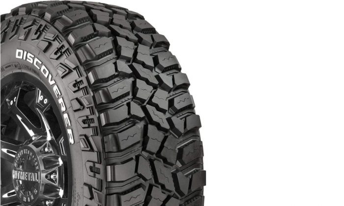 Cooper Discoverer SST Pro Tire 1