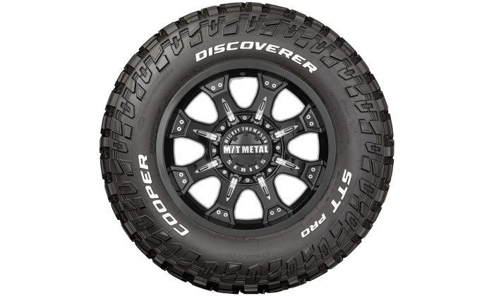 Cooper Discoverer SST Pro Tire 2