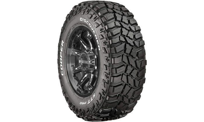Cooper Discoverer SST Pro Tire 4