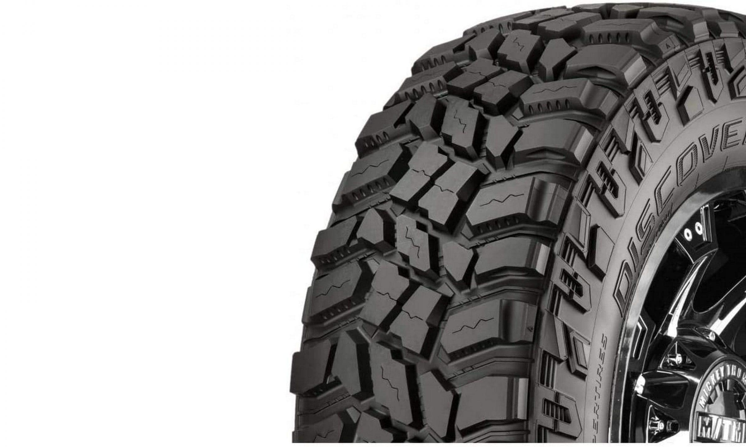 Cooper Discoverer SST Pro Tire Rebate