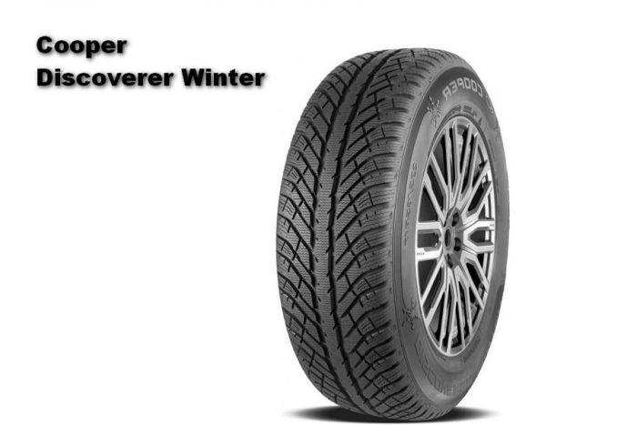 Cooper Discoverer Winter
