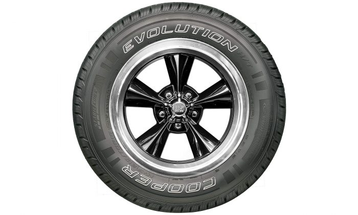 Cooper Evolution HT Tire 4