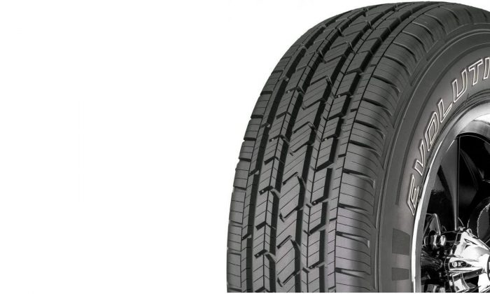 Cooper Evolution HT Tire Rebate