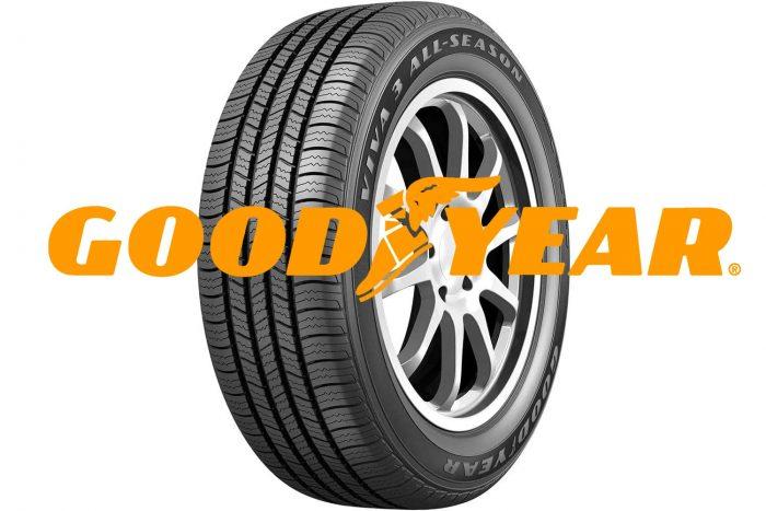 Goodyear Viva 3 4