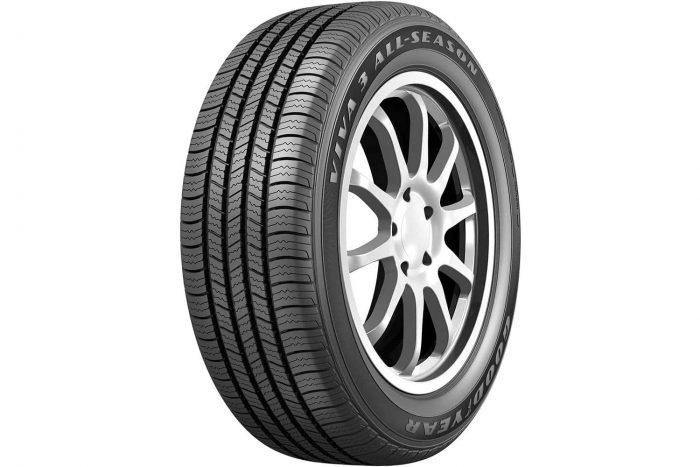 Goodyear Viva 3 Tires