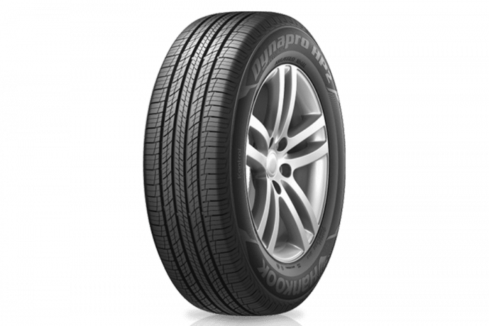 Hankook DynaPro HP2 RA33 Tire Reviews