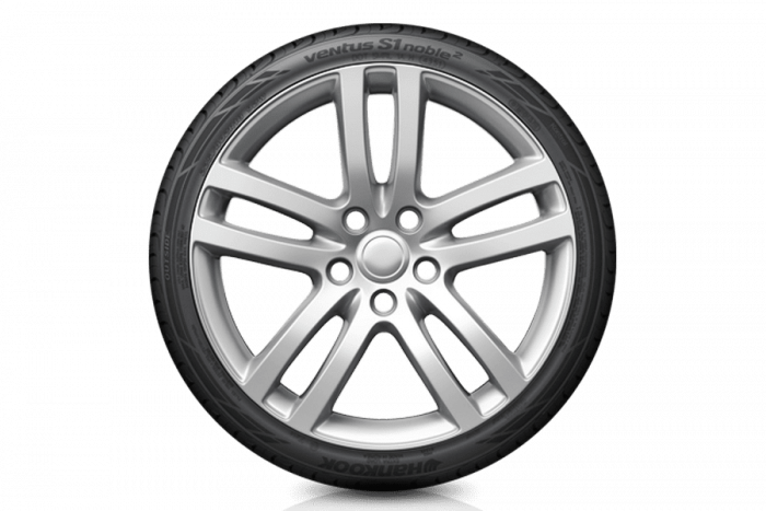 Hankook Ventus S1 Noble2 H452 Tire 3