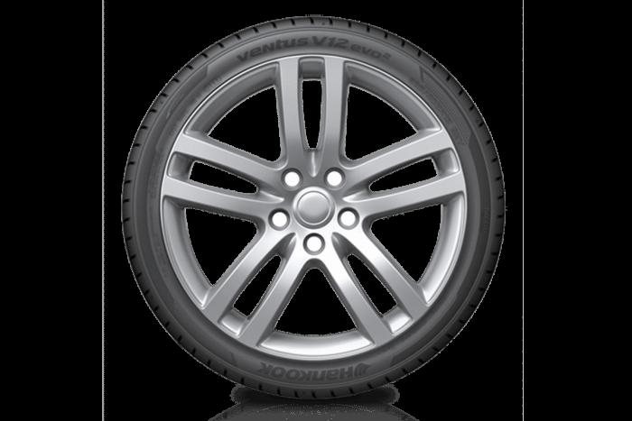 Hankook Ventus V12 Evo2 K120 Tire 3