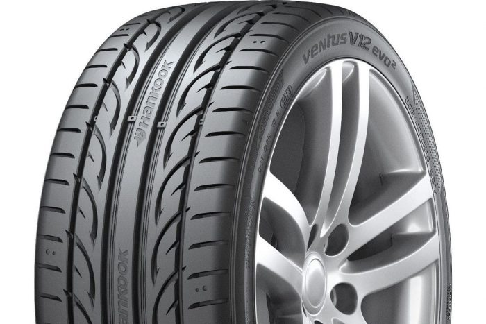 Hankook Ventus V12 Evo2 K120 Tire Rebate