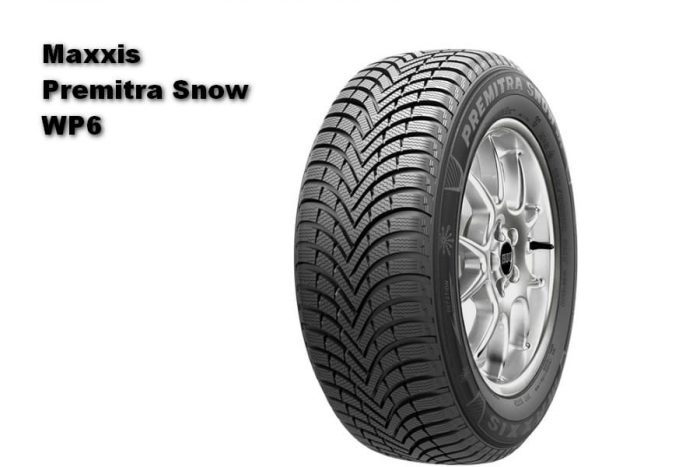 Maxxis Premitra Snow WP6