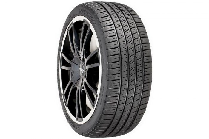 Michelin Pilot Sport AS 3+ 1