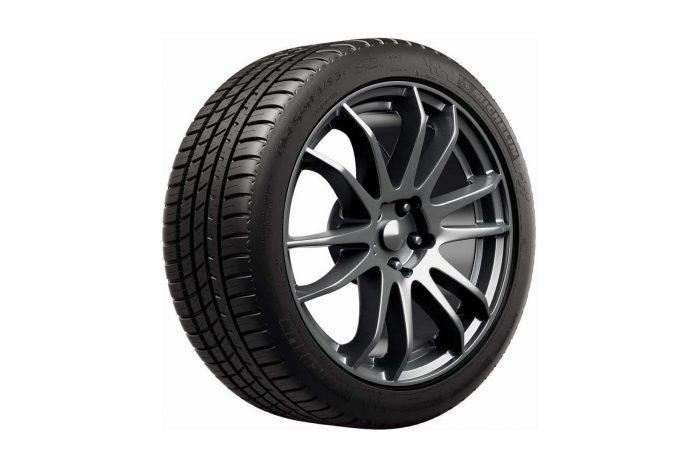 Michelin Pilot Sport AS 3+ 2