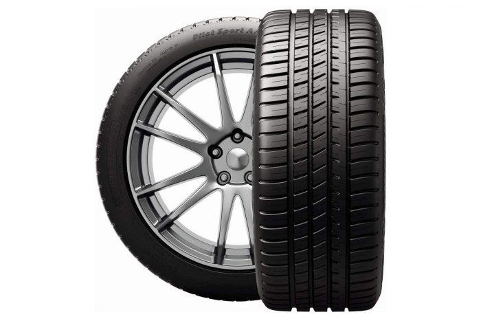Michelin Pilot Sport AS 3+ 4