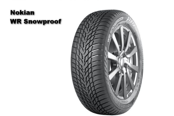 Nokian WR Snowproof