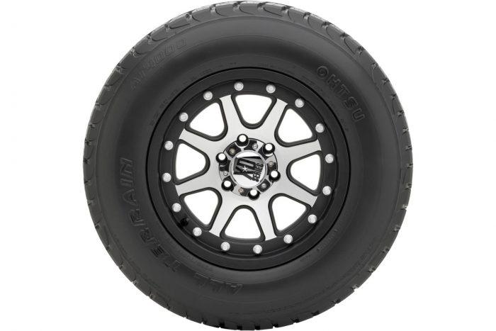 Ohtsu AT4000 Tire 3