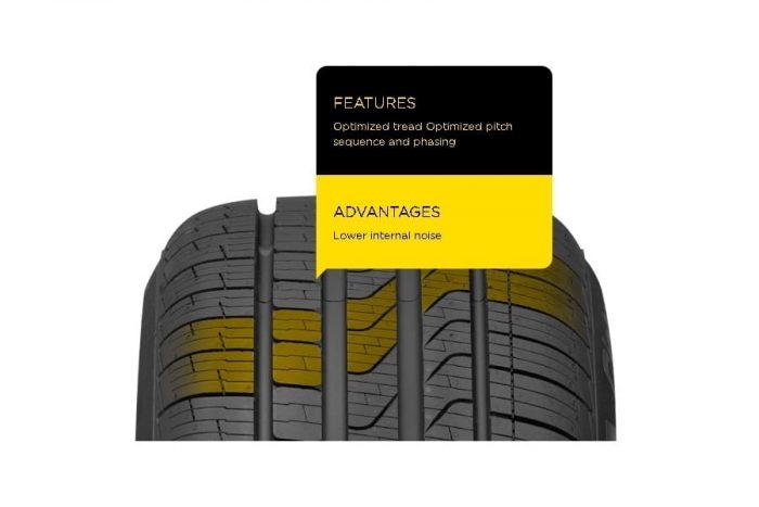 Pirelli Cinturato P7 All Season Plus Tire 3